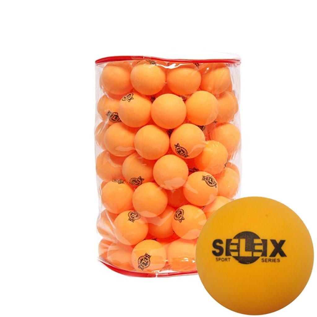 Selex TB-80 100'lü Masa Tenisi Pin Pon Topu Sarı - 189.83 TL + KDV